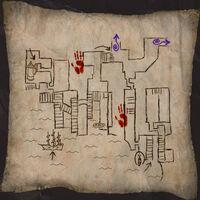 TDS map Docks