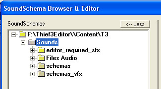 Expanding the SoundSchema Browser 3
