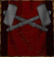 Hammer banner