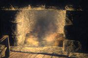 TDS light fireplace