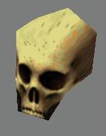 DromEd Object Model skull