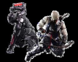 Игры жанра Stealth-action