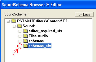 Expanding the SoundSchema Browser 4