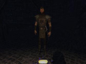 City Watch Swordsman