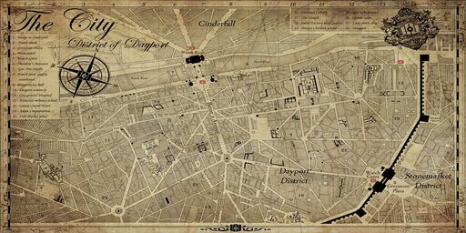 Dayport District Map