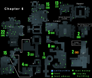 Chapter 6 Loot Map 1