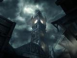 Stonemarket Clock Tower