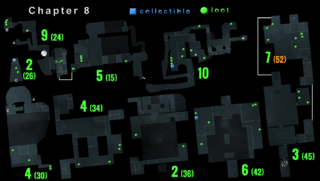 Chapter 8 Loot Map