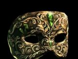 Jewelled Mask