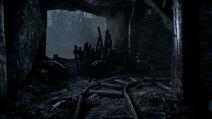 Old Mine Tunnels