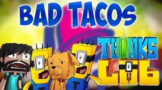 Minecraft Mods Think's Lab - BAD TACOS!!! Minecraft Roleplay