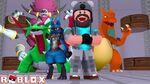 THE 8TH GYM + HOOPA!?!? - ROBLOX Pokémon Brick Bronze --109-