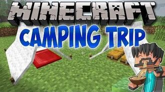Minecraft Think's Camping Trip (Camping Mod 2.0) - Mod Showcase