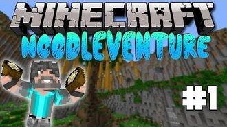 Minecraft - Think's Noodleventure - Ep. 1 - THE NOODLE TREE!
