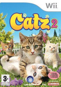 Catz 2 cover