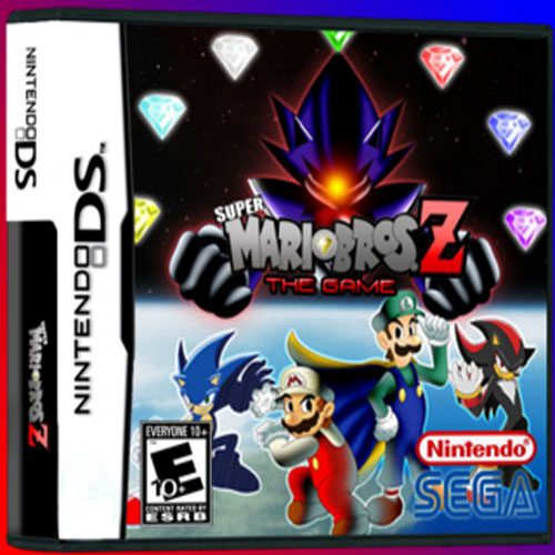 Super Mario Bros  Z The Video Game | Think-up Games Wiki