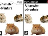 A hamster adventure