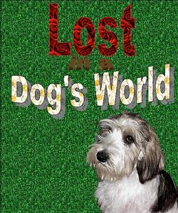 Lost in a Dog's World cover