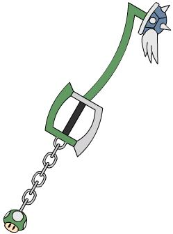 Luigi-keyblade