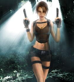 Lara Croft Tomb Raider Legacy PS3