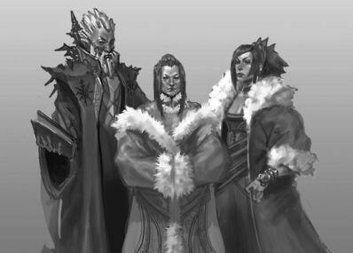 Gods of Ice