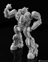 Transcraft TC-02 Soldier Bee 1