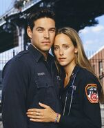 Eddie and Kim (Third Watch)