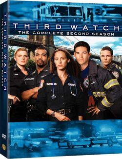 Third Watch (Season 2) DVD