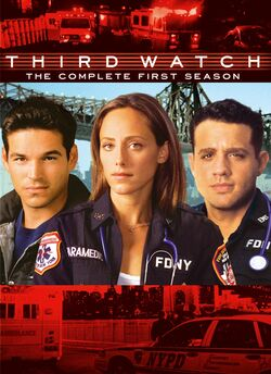Third Watch (Season 1) DVD