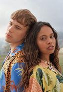 Alisha Boe & Tommy Dorfman