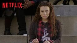 13 Reasons Why - Bande-annonce principale - Netflix