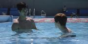 Zach and Alex