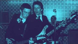 THE JAM John Peel 19th July 1977