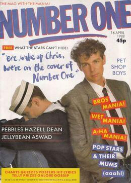 1988-04-16 No1 1 cover
