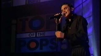 Gareth Gates- Unchained Melody - Top Of The Pops - Friday 12th April 2002