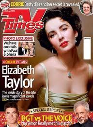2012-04-14 TVT 1 cover Liz Taylor