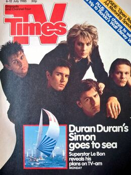 1985-07-06 TVT 1 cover