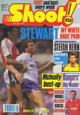 1989-07-15 SHOOT 1 cover