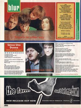 1991-05-01 Smash Hits Blur Zucchero Paul Young