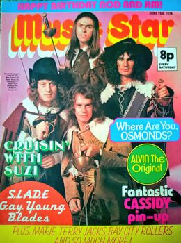 1974-06-15 Music Star 1 cover