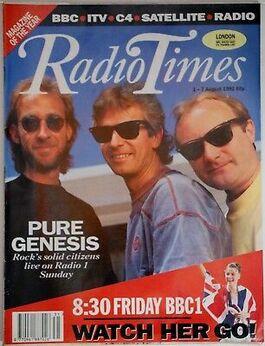 1992-08-01 RT 1 cover Genesis
