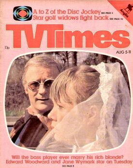 1978-08-05 TV Times 1 cover