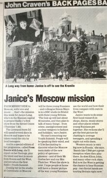 1987-07-14 RT Janice Long Moscow