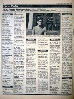 1979-10-04 RT New Wave on Mersey Erics Club 2
