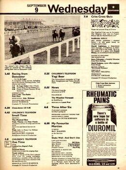 1964-09-09 TVT listings 1