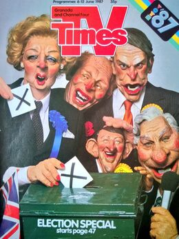 1987-06-06 TVT 1 cover Elections