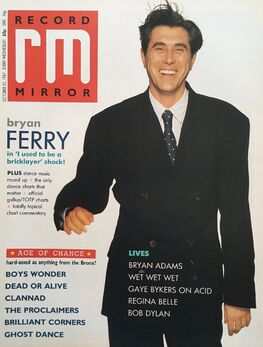 1987-10-31 RM 1 cover Bryan Ferry