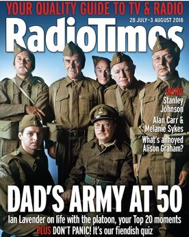 2018-07-28 RT 1 cover Dad's Army