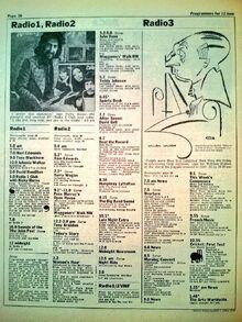 1973-06-12 RT 3 radio listings