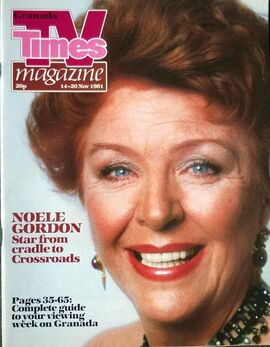 1981-11-14 TVT (1) cover Noele Gordon